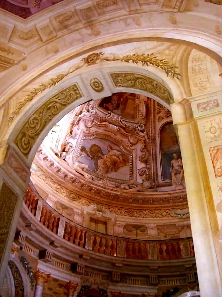 Loveisspeed Villa La Rotonda Is A Renaissance