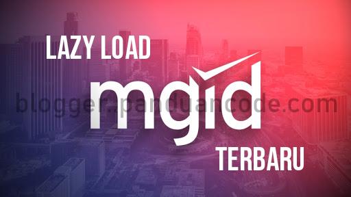 Lazy Load Mgid Terbaru