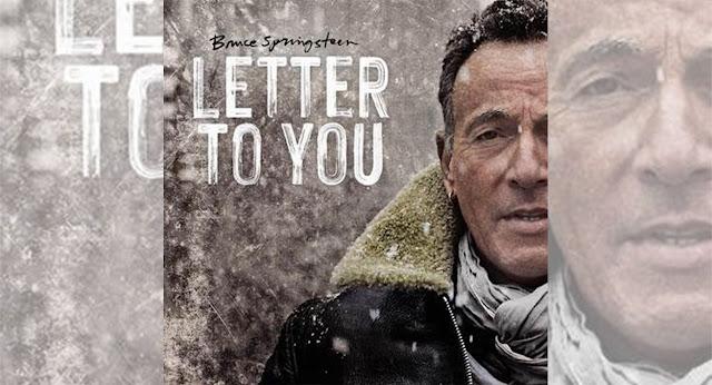 """Bruce Springsteen anuncia su nuevo álbum titulado """"Letter To You"""""""