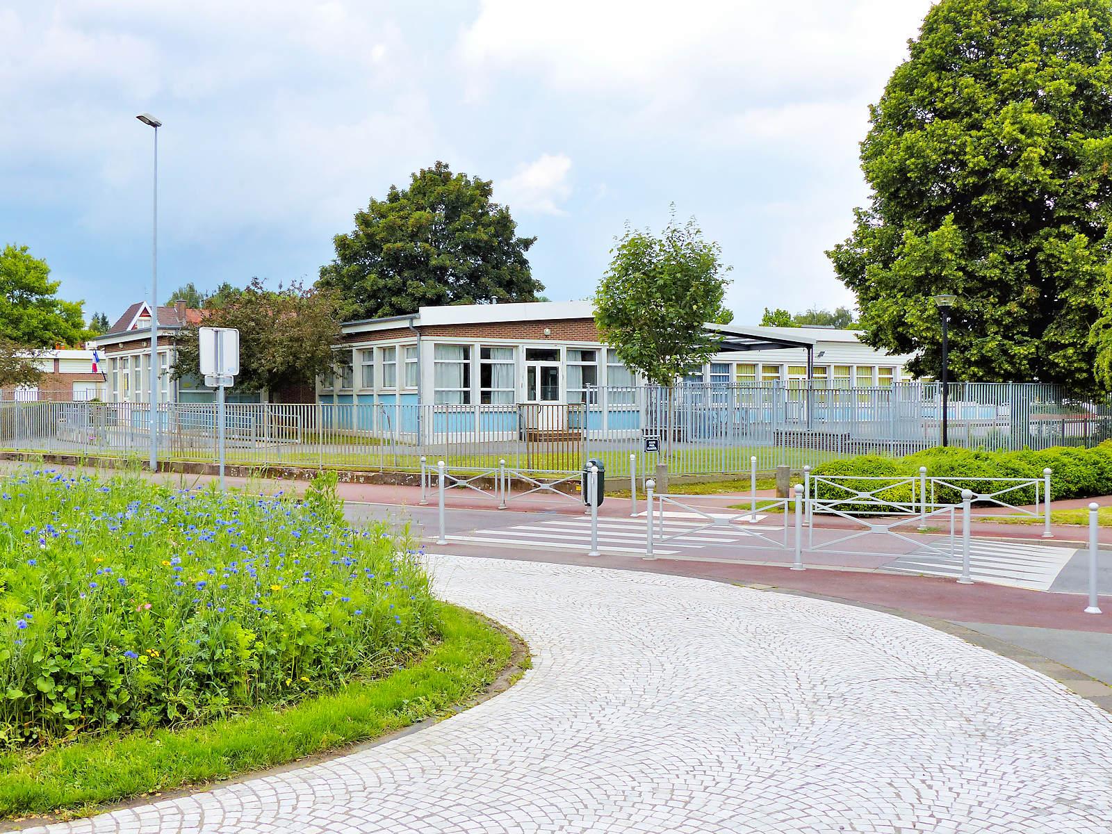 École maternelle publique Paul Claudel, Tourcoing