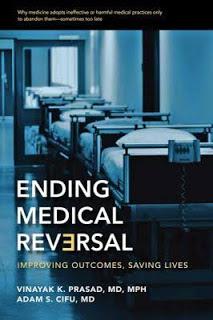 Calendrier de l'avent des lectures médicales : Adam Cifu et Vinay Prasad. #16