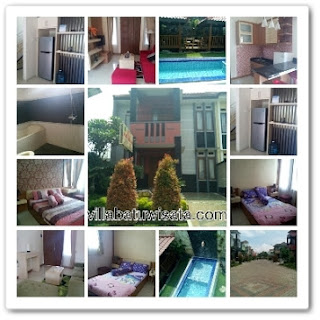 VILLA BATU CINTA 1 | Villa Batu Wisata