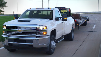 Chevrolet to Improve Trailering Safety and Standards