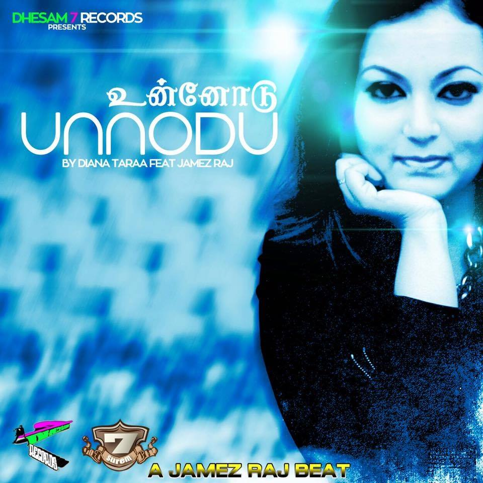 Unnodu - Diana Taraa Feat Jamez Raj ~ Malaysian Local ...