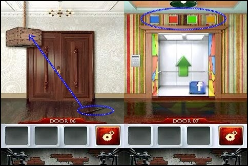 100 Doors 2 Beta Guide Level 6 7 8 9 10