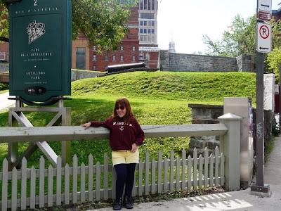 Le musée de l'artillerie Québec