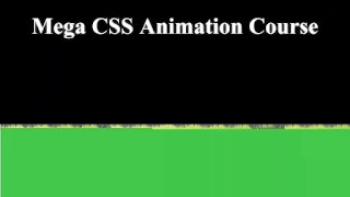 Mega CSS Animation Course : 30 Projects Included