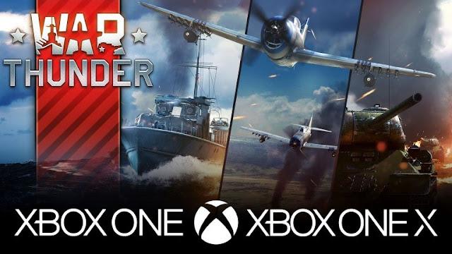 تأكيد إنطلاق تطوير لعبة War Thunderعلى جهاز Xbox One