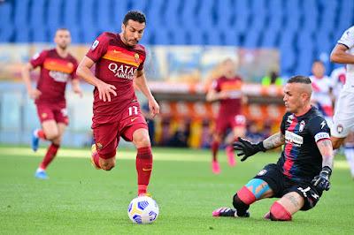 ملخص واهداف مباراة روما وكروتوني (5-0) الدوري الايطالي