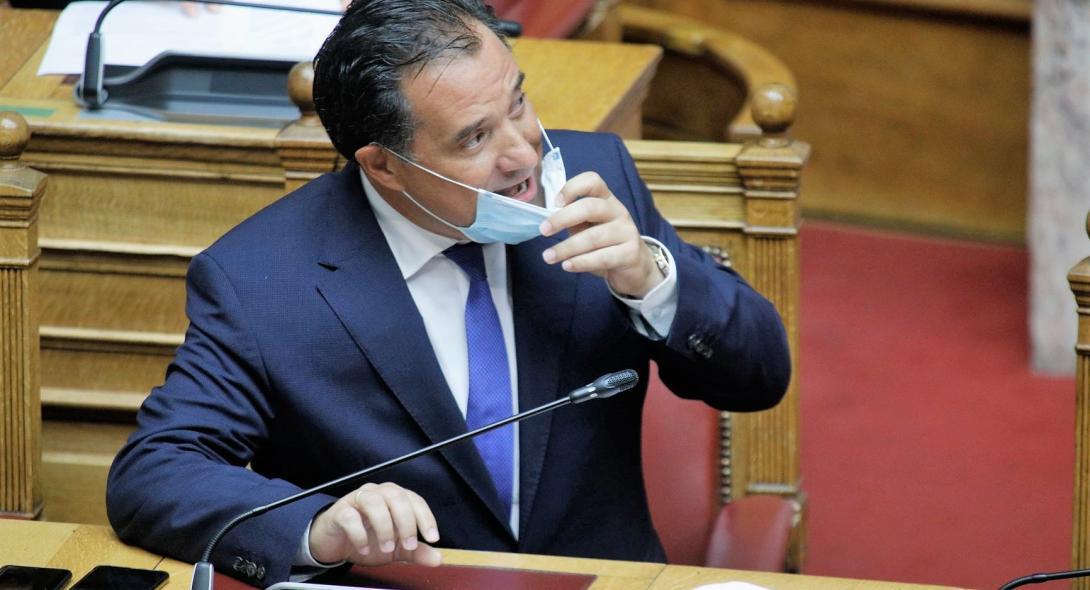 Γεωργιάδης: «Θα προχωρήσουμε σε μερική λειτουργία του λιανικού εμπορίου»