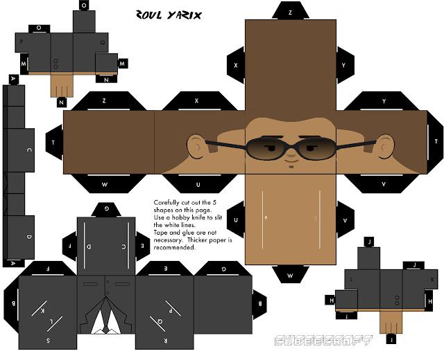 KAOS!: Cubeecraft Template Dari KAOS! Untuk Kawan-Kawan