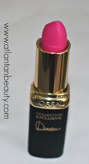 L'Oreal Colour Riche Doutzen's Pink