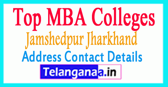 Top MBA Colleges in Jamshedpur Jharkhand