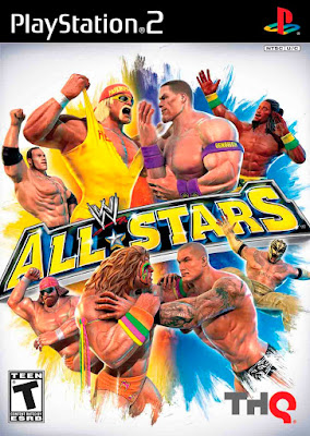WWE All Stars (PAL) PS2 Torrent 2011 Download