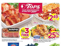 Tops Weekly Ad December 15 - 21, 2019
