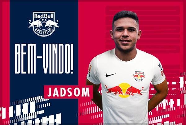 Oficial: Bragantino, firma Jadsom hasta 2025