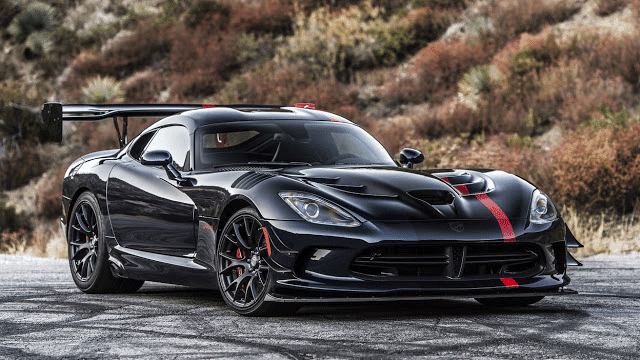 Dodge Viper - Cheap new supercars