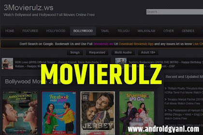 Movierulz: Latest Bollywood Hollywood Telgu movies & TV Shows download