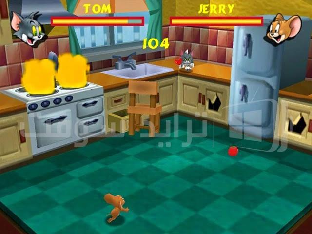 لعبة Tom and Jerry القديمة الأصلية للموبايل مجاناً