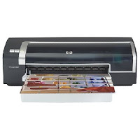 HP Deskjet 9800 Driver Windows, Mac, Linux