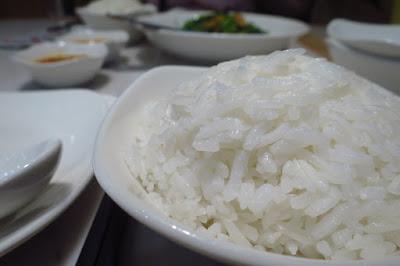 Putien, rice