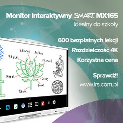 Monitor Interaktywny SMART MX165