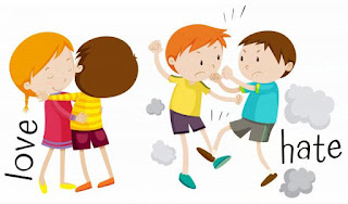 Mengatasi Kebiasaan - Kebiasaan Buruk Pada Anak