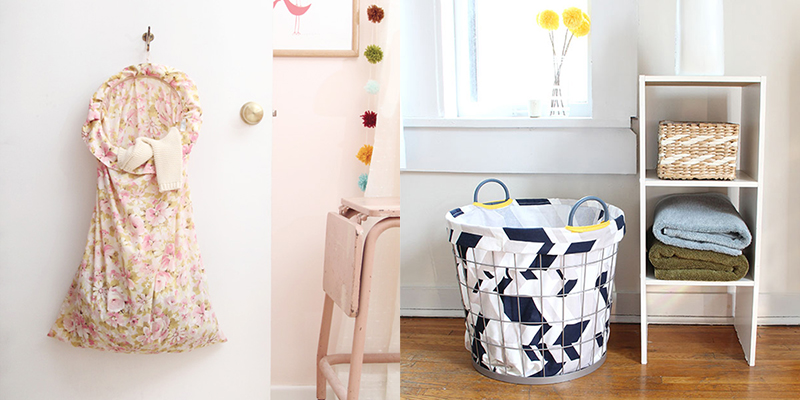 DIY to try # Laundry hamper