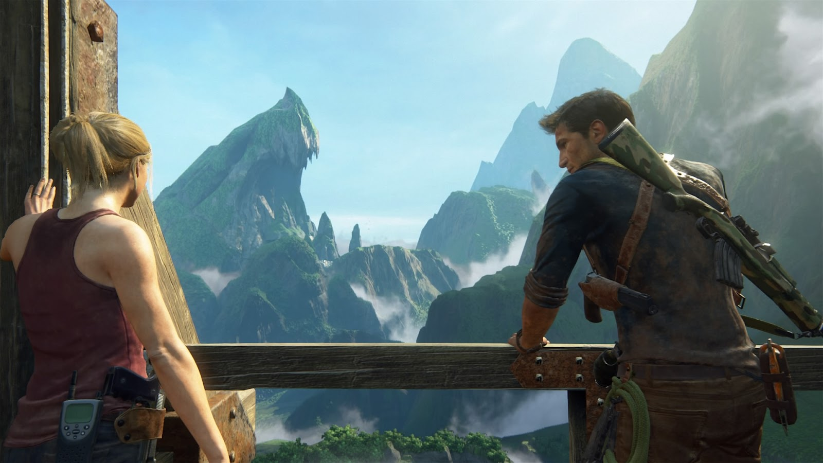 piaw 39 s blog review uncharted 4 a thieves end ps4. Black Bedroom Furniture Sets. Home Design Ideas