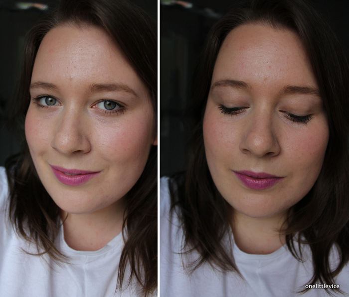 onelittlevice beauty blog: Mac Up The Amp Review