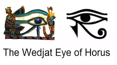 The Wedjat Eye of Horus