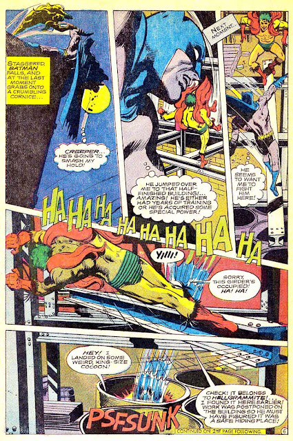 Brave and the Bold v1 #80 dc comic book page art by Neal Adams