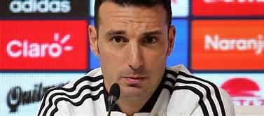 FÚTBOL: Extendieron hasta 2022 contrato del técnico de la selección de mayores Lionel Scaloni en Argentina.