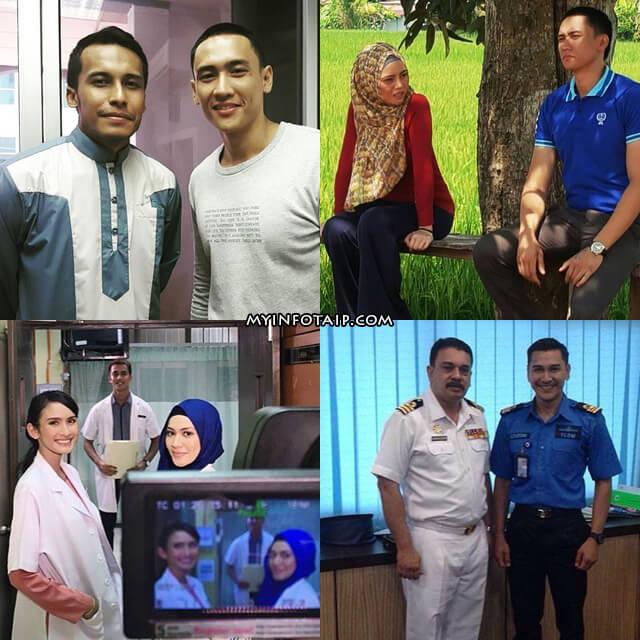 Pelakon Sayangku Kapten Mukhriz