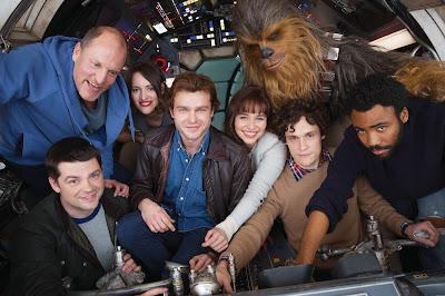 spinoff de Han Solo