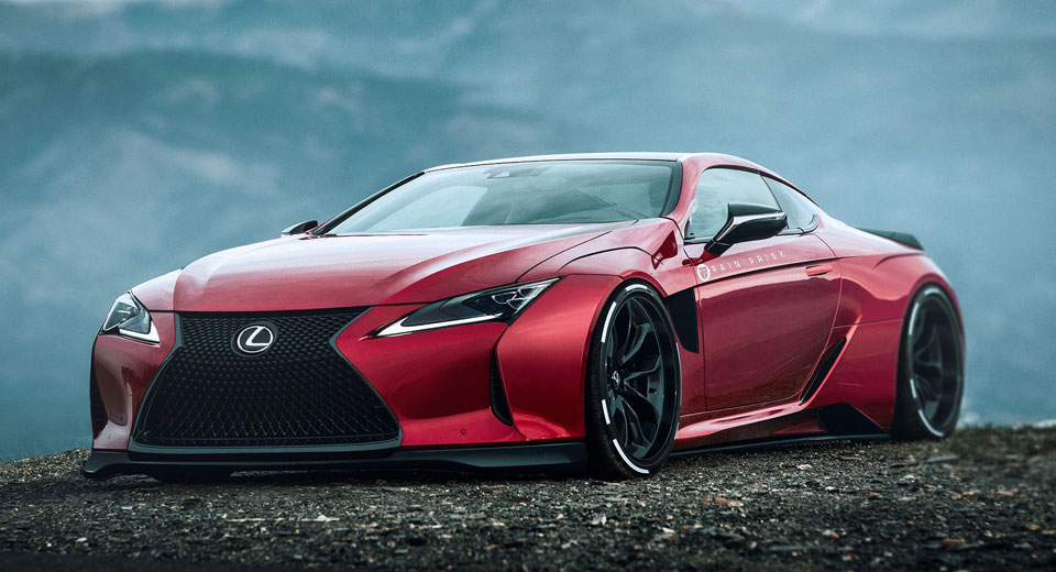 Ultimate Cars Bikes The New Lexus Lc 500