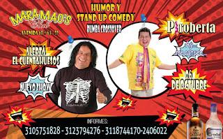 Humor con Piroberta y Alerta