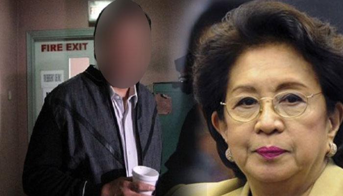 Ex-Sen. Aminado Na Tinangka Siyang Aregluhin Ng Emisaryo Ng Ombudsman