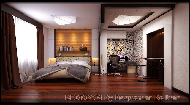 vay 1.6 beta  render bedroom #4_Roquemar Beltran