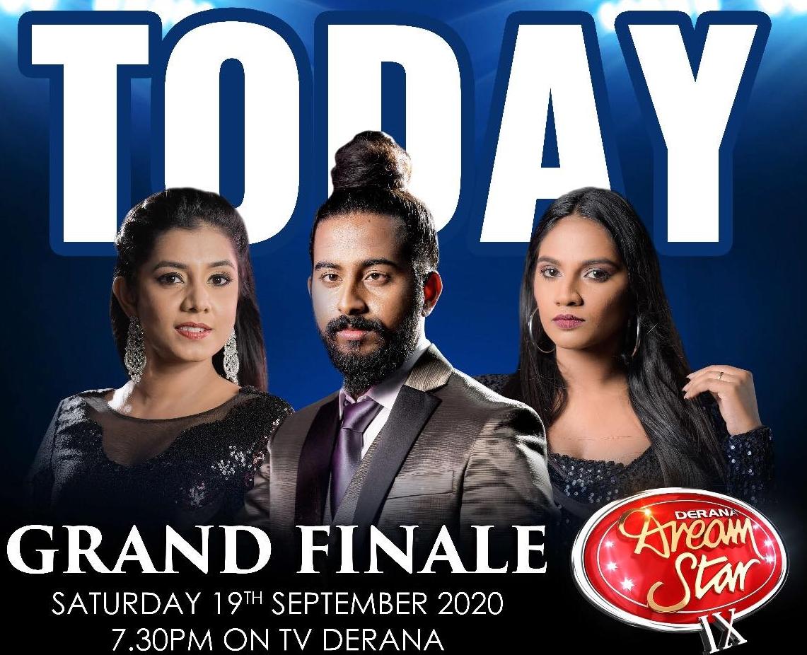 Derana Dream Star Season 09 | Grand Finale Live