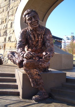 Road Trips Pittsburgh Pennsylvania Fred Rogers Statue