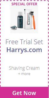 Free razors from harrys