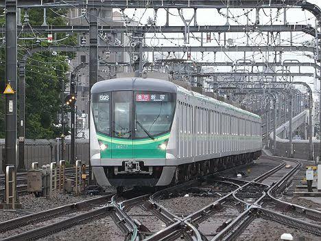 【ダイヤ乱れ!】16000系の急行 新宿行き