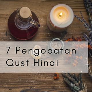 7 Pengobatan Qust Hindi Sesuai Hadits