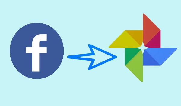 طريقة للاحفتاظ بنسخة كاملة من صور حسابك على فيسبوك مباشرة إلى برنامج صور جوجل