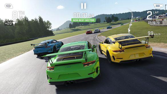 تحميل لعبة Real Racing Next الجديدة للاندرويد من شركة EA