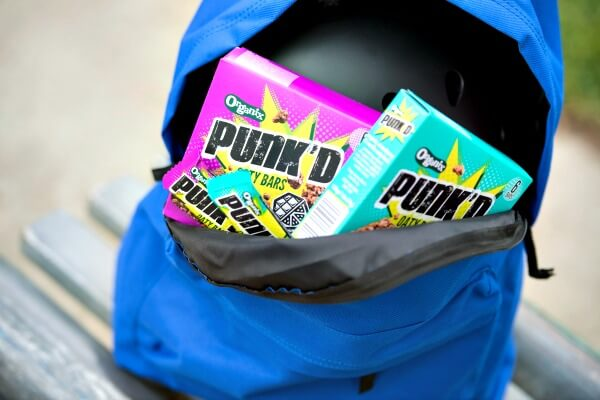 Organix Punk'd: The New Kids' Snack Food With Attitude