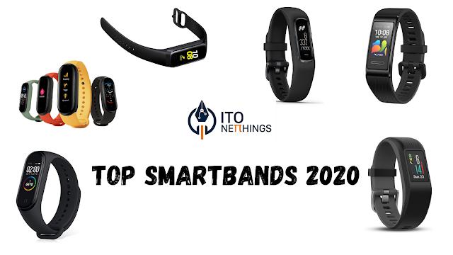 Top Smartbands 2020