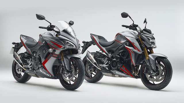 Suzuki GSX-S1000 Yoshimura Special Editions