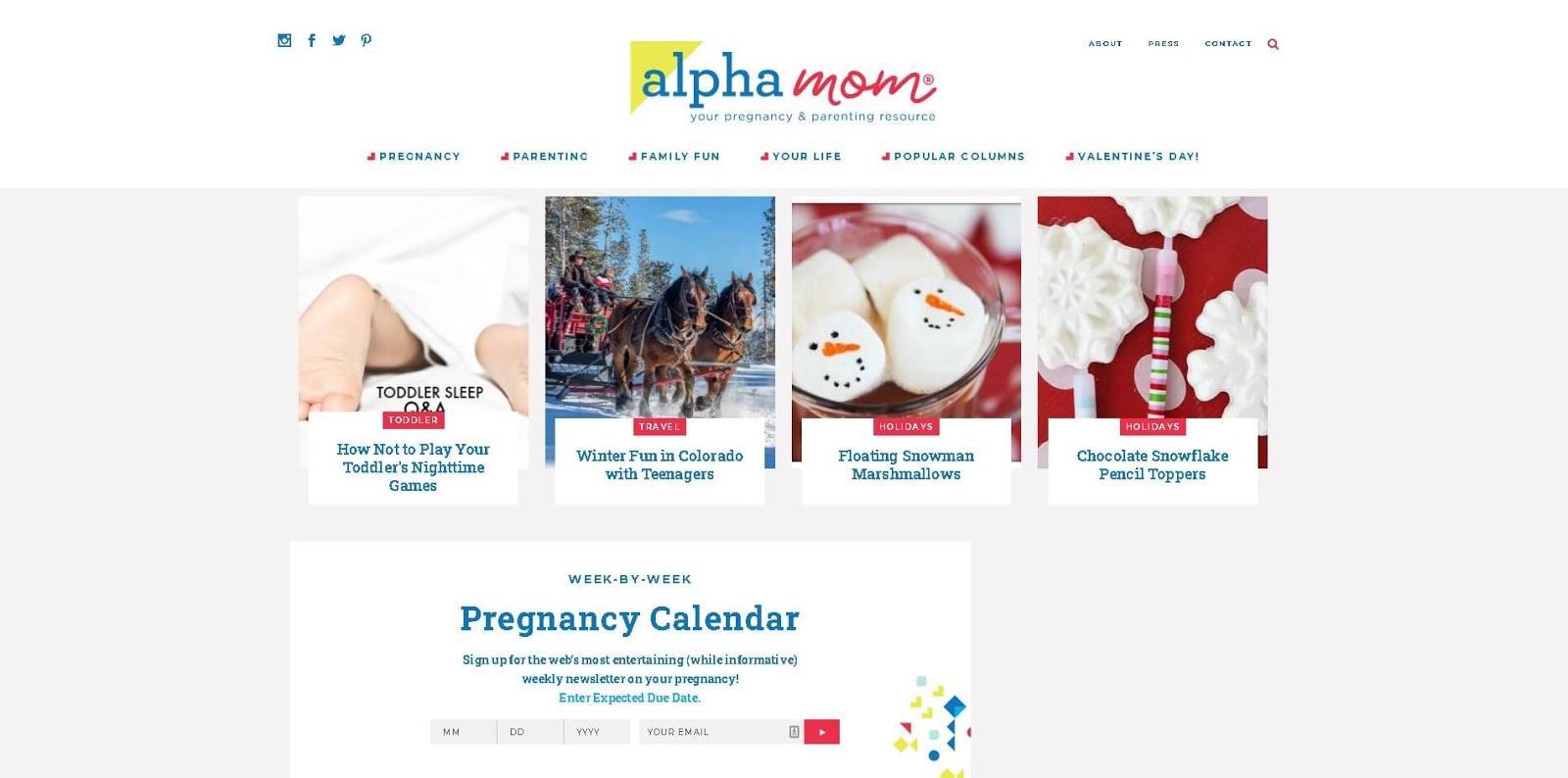 luchshie-mamskie-blogi-glavnaya-stranicza-alpha-mom-skrinshot